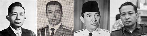 PCH vs KJK - Sukarno vs Suharto